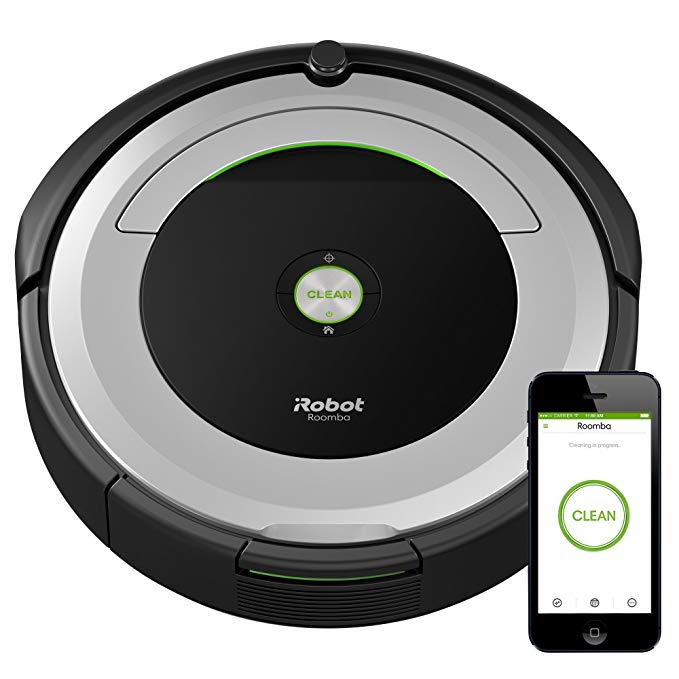 Normally $375, this Roomba is 34 percent off (Photo via Amazon)