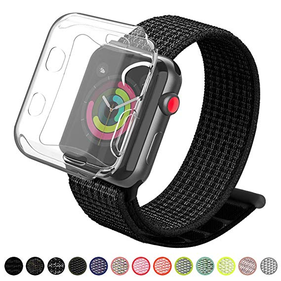 Normally $11, this Apple Watch band is 45 percent off with this code (Photo via Amazon)