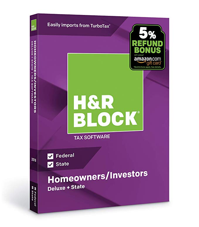 Normally $45, this tax software is 60 percent off today (Photo via Amazon)