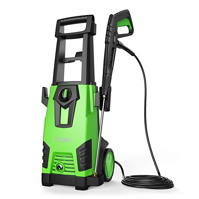 Normally $160, this #1 bestselling pressure washer is 28 percent off today (Photo via Amazon)