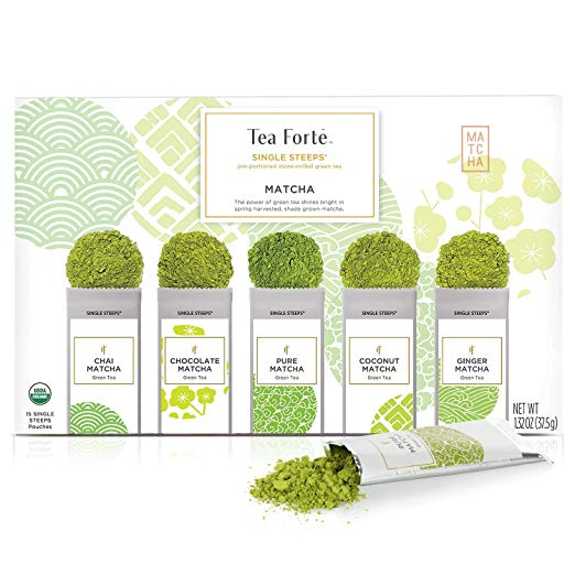 Normally $35, this tea sampler is 50 percent off today (Photo via Amazon)