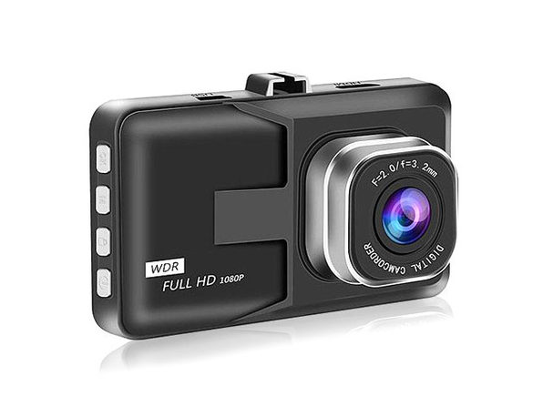 Normally $150, this dash cam is 83 percent off