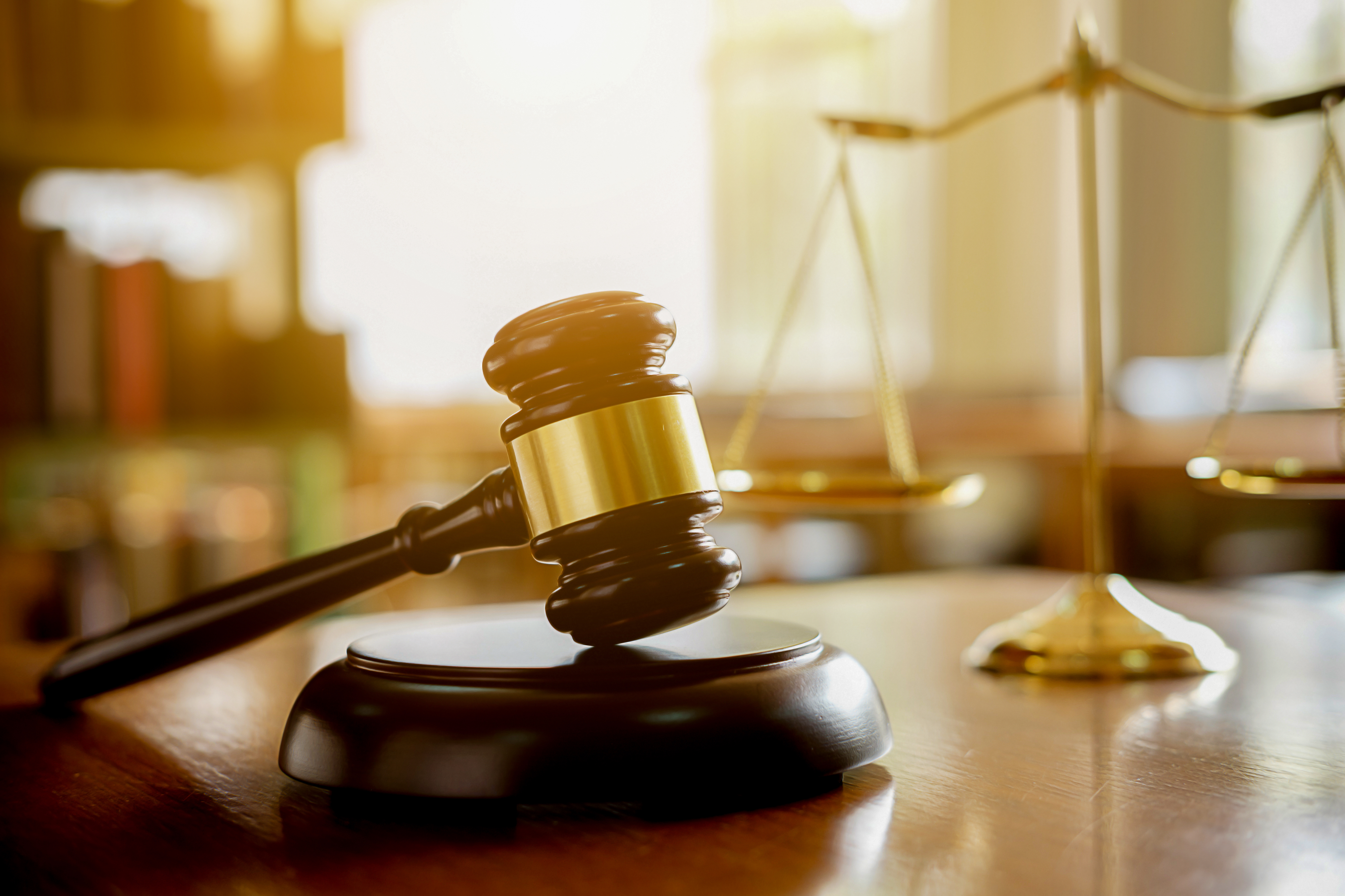 Concepts of law. SHUTTERSTOCK/ MIND AND I