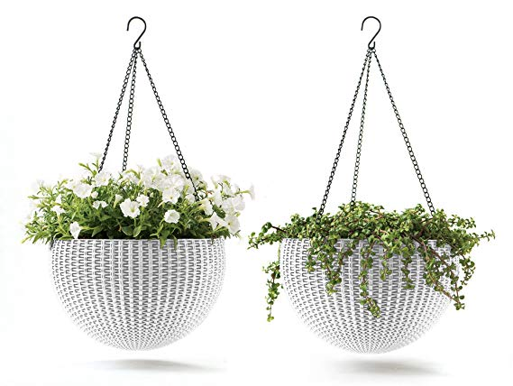 Normally $45, this #1 bestselling planter set is 52 percent off today (Photo via Amazon)