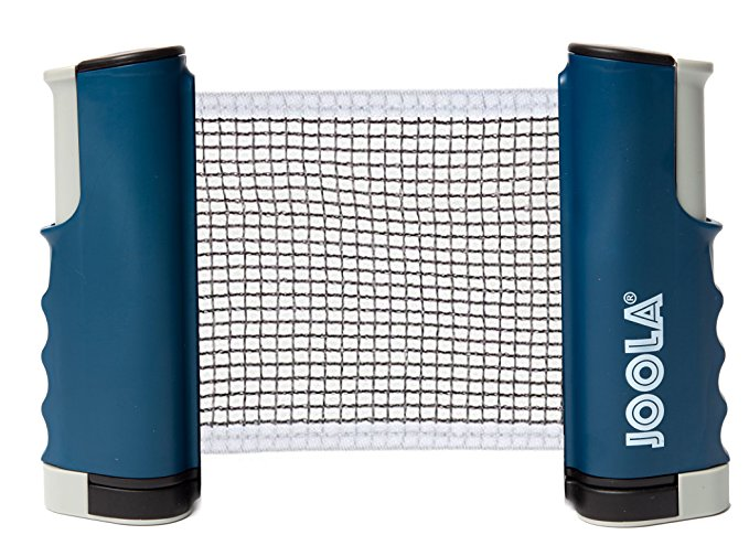 Normally $20, this table tennis net is 48 percent off today (Photo via Amazon)