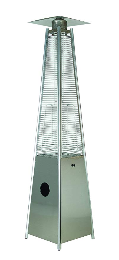 Normally $300, this patio heater is 50 percent off today (Photo via Amazon)