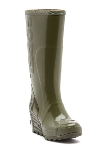 Normally $175, these rain boots are 60 percent off (Photo via Nordstrom Rack)