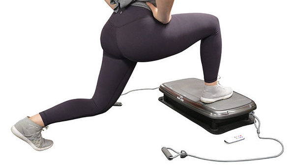 Get Fit With Whole Body Vibration That Is Still On Sale