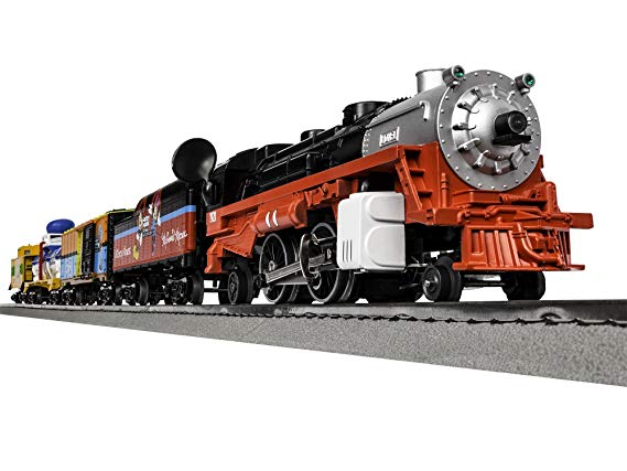 Normally $370, this train set is 60 percent off today (Photo via Amazon)