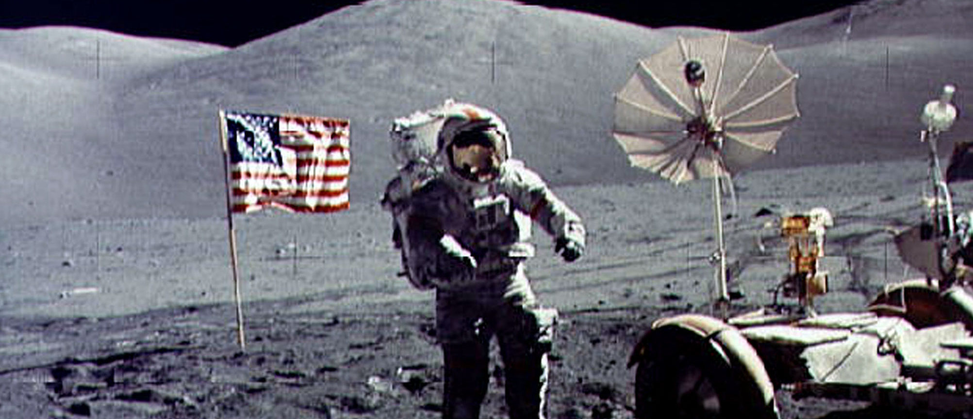 NASA announced the opening of 50-year-old sealed moon rocks (NASA)