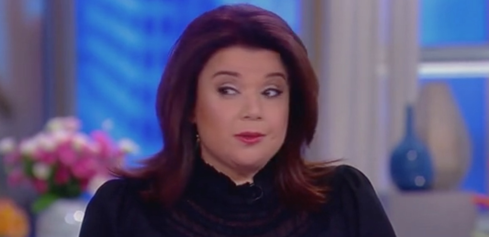 "Ana Navarro guest hosts ""The View"" on ABC, 11/16/18/Screen Shot"
