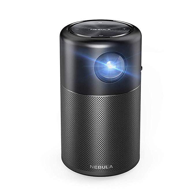 Normally $350, this mini projector is 33 percent off today (Photo via Amazon)