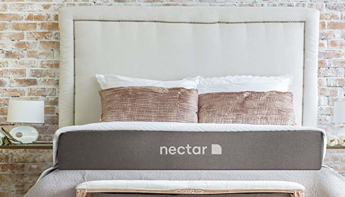 Normally $825, this Queen-sized version of this mattress is 41 percent off today (Photo via Amazon)