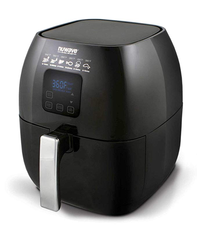 Normally $100, this air fryer is 30 percent off today (Photo via Amazon)