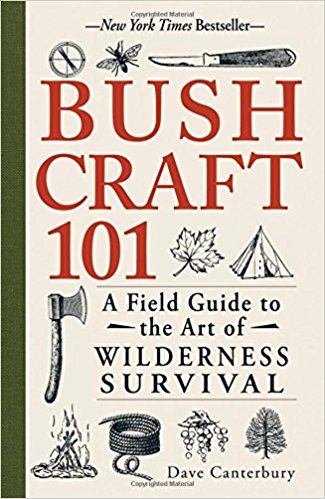 Normally $17, this #1 bestselling wilderness survival book is 19 percent off (Photo via Amazon)
