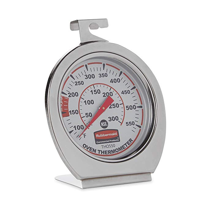 Normally $17, this oven monitoring thermometer is 69 percent off (Photo via Amazon)