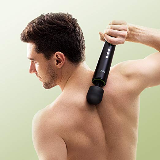 Normally $50, this handheld massager is 16 percent off with this code (Photo via Amazon)
