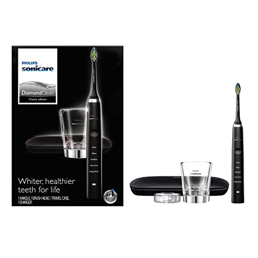 Normally $200, this electric toothbrush is 40 percent off today (Photo via Amazon)