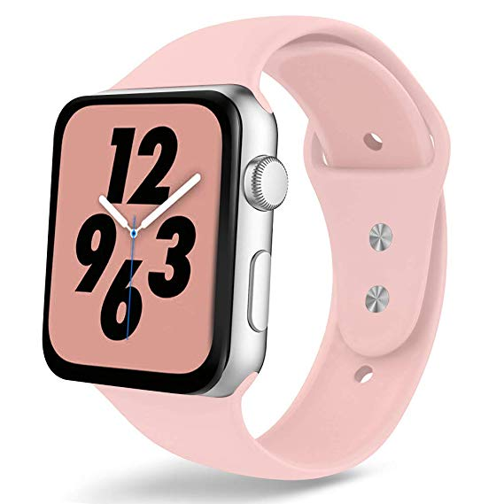 Normally $8, this Apple Watch band is 44 percent off with the code (Photo via Amazon)