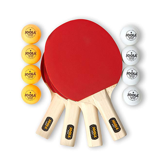 Normally $40, this table tennis set is 60 percent off today (Photo via Amazon)
