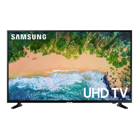 Normally $600, this smart TV is 45 percent off (Photo via Walmart)