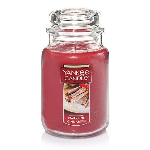 Normally $28, this Yankee candle is 43 percent off (Photo via Amazon)
