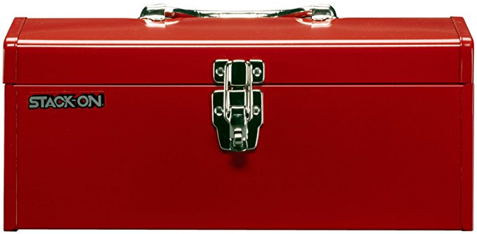 Normally $40, this tool box is 55 percent off (Photo via Amazon)