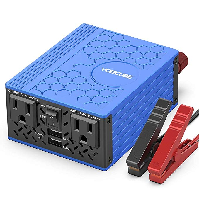 Normally $24, this voltage cube is 17 percent off with this code (Photo via Amazon)