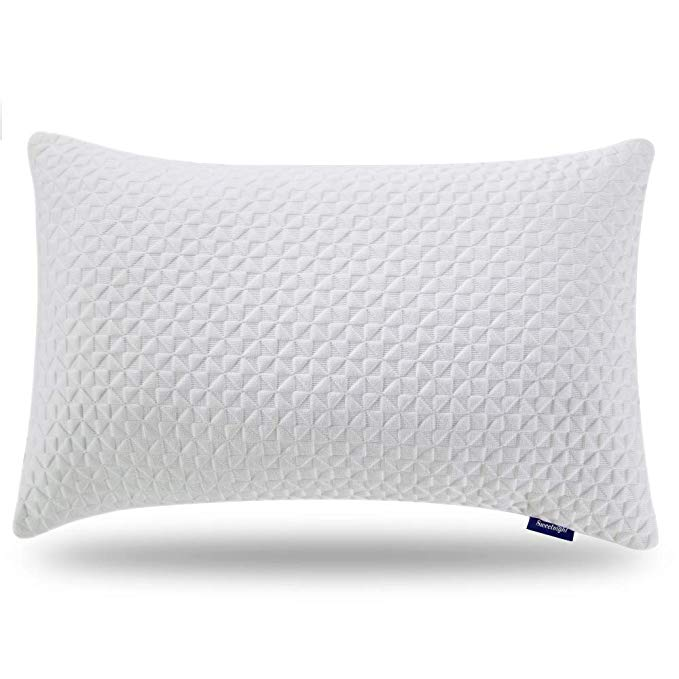 Normally $46, this memory foam pillow is 43 percent off today (Photo via Amazon)