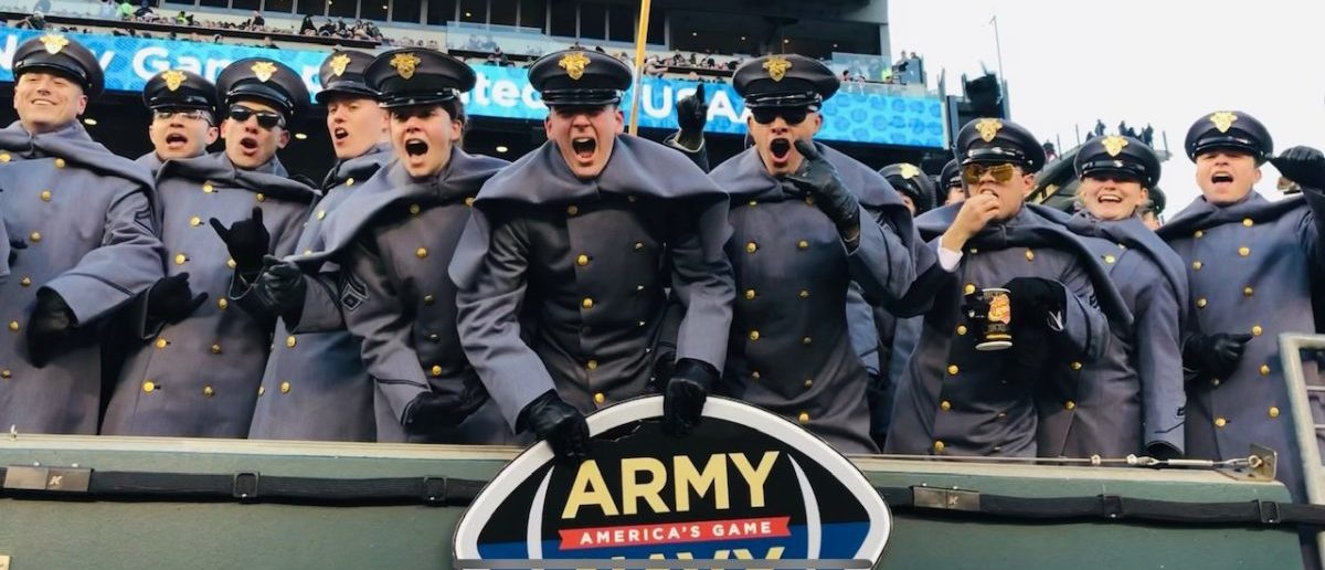 A First-Hand Look Into The Army-Navy Football Game Experience (Photo: The Daily Caller)