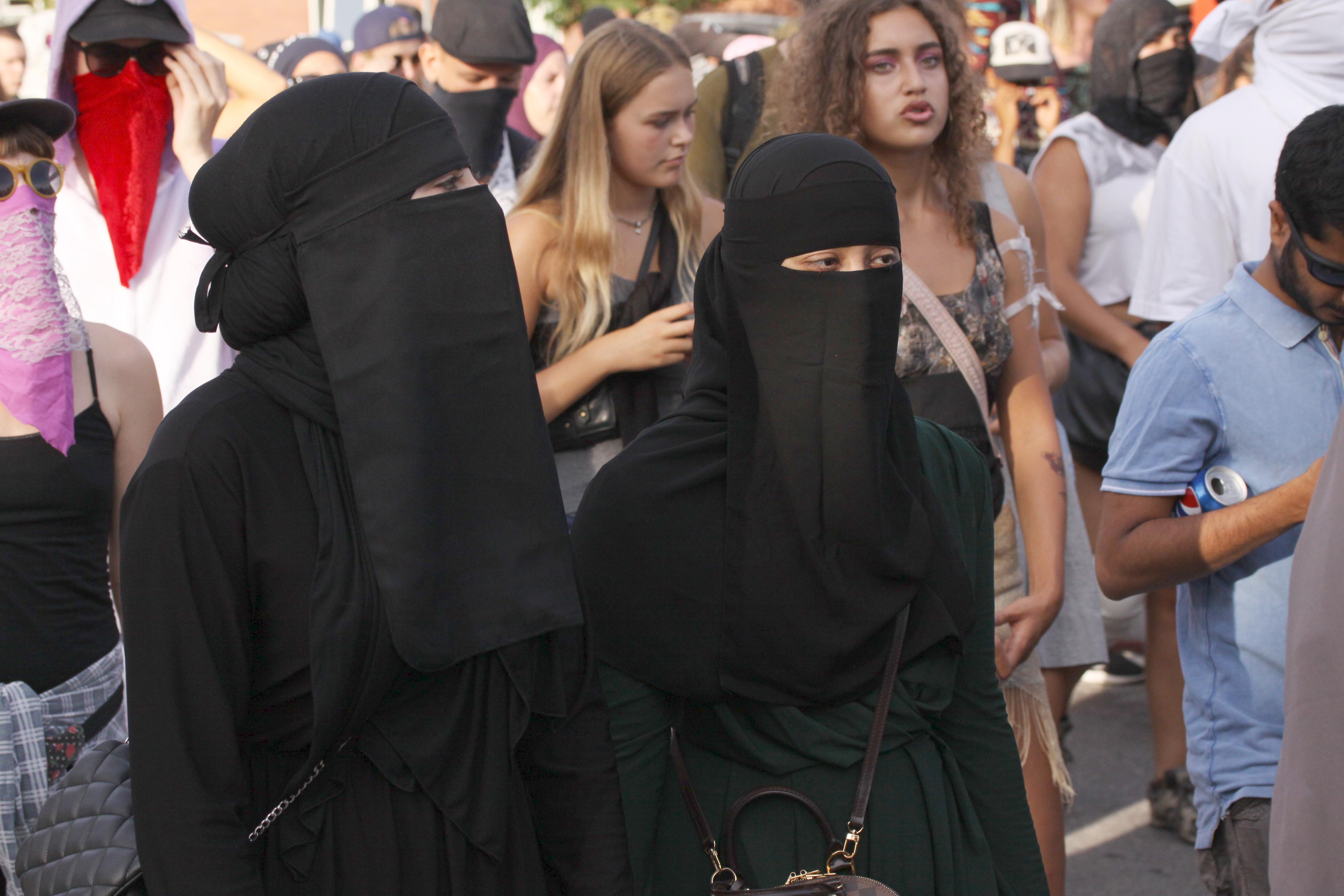 Burqa. Shutterstock