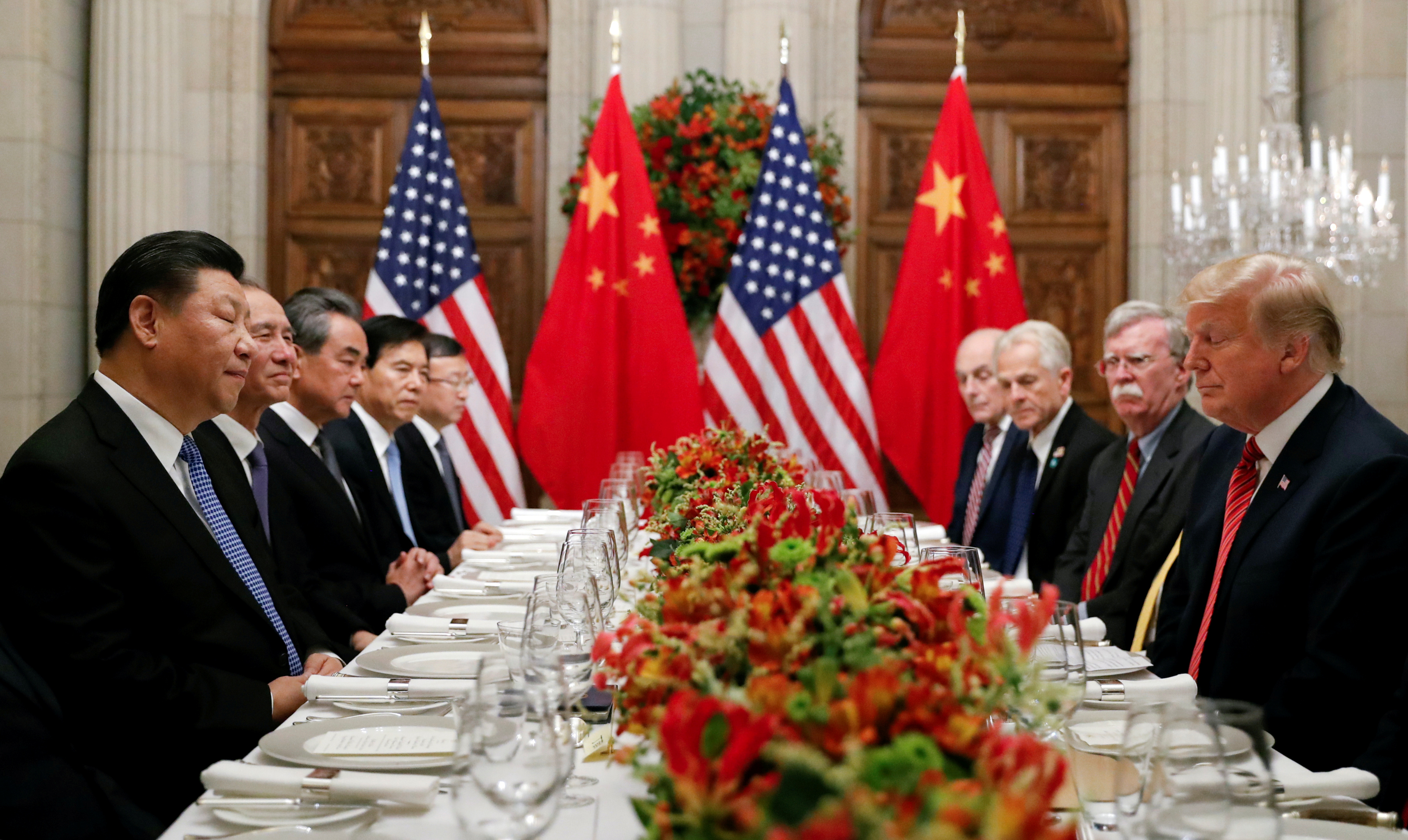 China trade talks conclude as hopes of a deal build