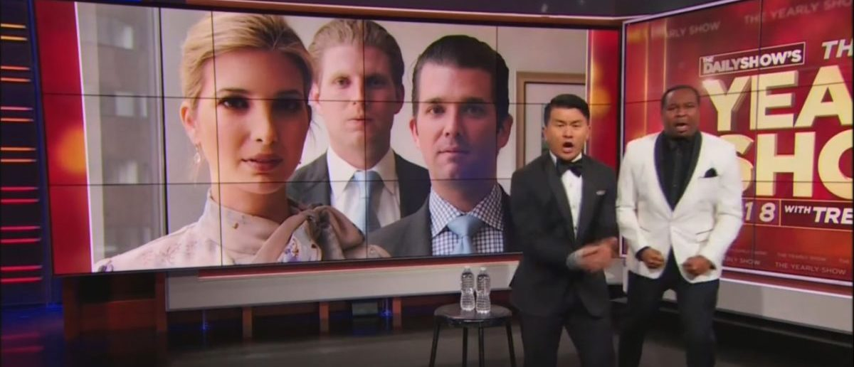 Daily Show Tells Trump If He Wants To Put Kids In Cages