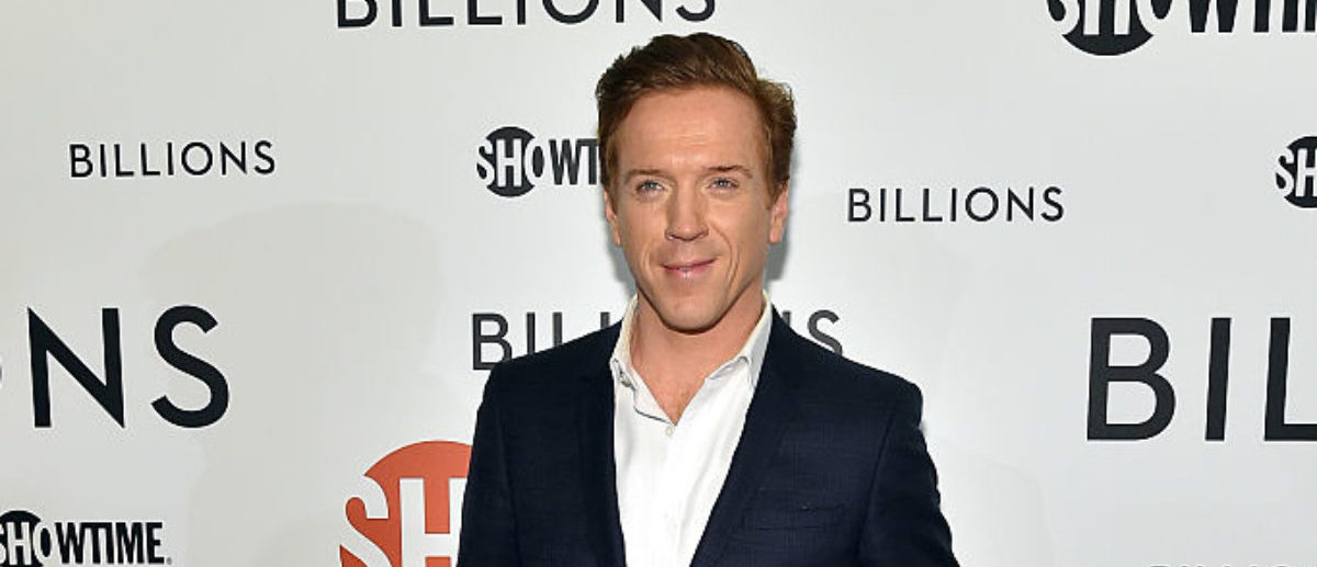 """NEW YORK, NY - JANUARY 07: Actor Damian Lewis attends the Showtime series premiere of """"Billions"""" at The New York Museum Of Modern Art on January 7, 2016 in New York City. (Photo by Mike Coppola/Getty Images for Showtime)"""
