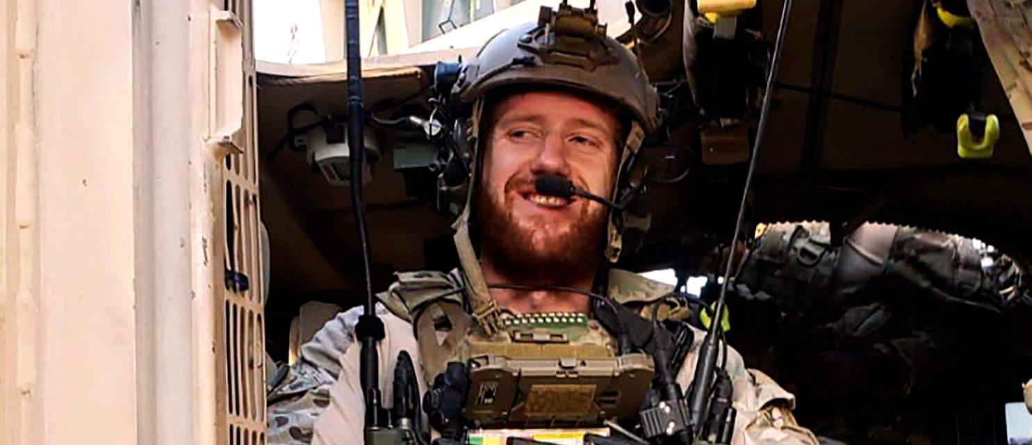 U.S. Air Force Staff Sgt. Dylan Elchin, a Special Tactics combat controller with the 26th Special Tactics Squadron, was killed when his vehicle hit an improvised explosive device in Ghazni Province, Afghanistan, Nov. 27, 2018. (Courtesy of U.S. Air Force)