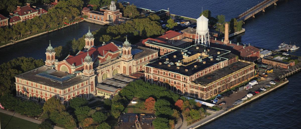 Ellis Island began processing immigrants on Jan. 1, 1892. SHUTTERSTOCK/ T photography
