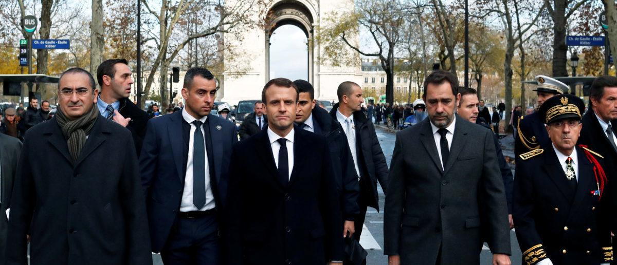 Carbon Tax Revolt Tarnishes France's Green Image At UN Climate Talks