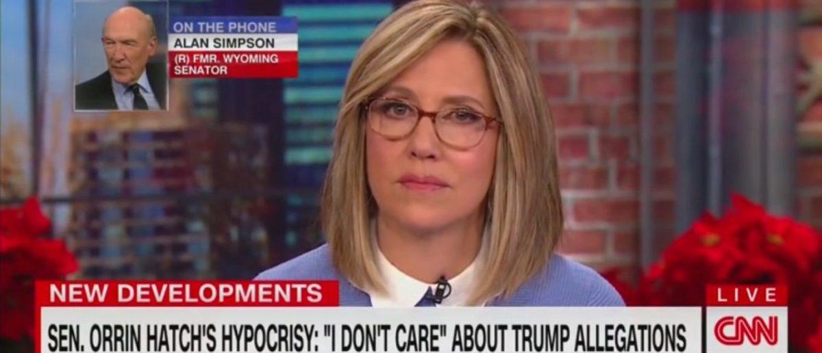 Alan Simpson Tells CNN's Alisyn Camerota To Find A New Job