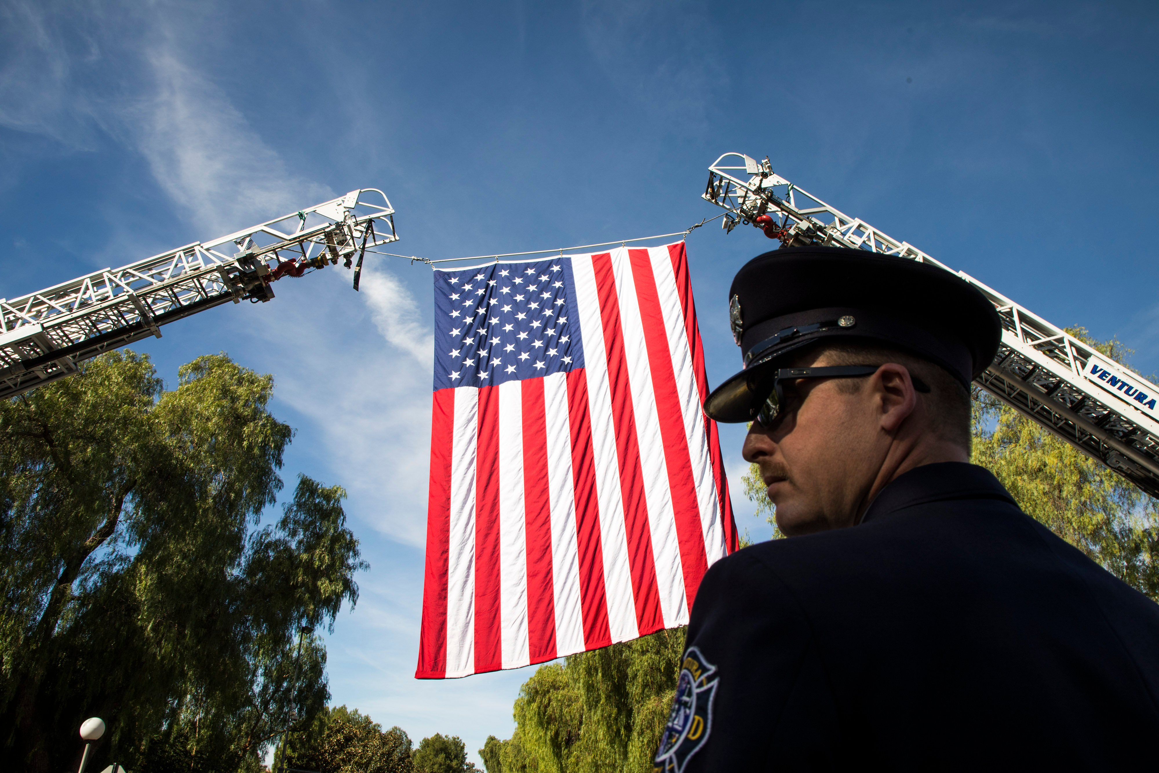 Stanford Frat Told Their American Flag Was 'Offensive' By Admin, Hangs Much Bigger Flag