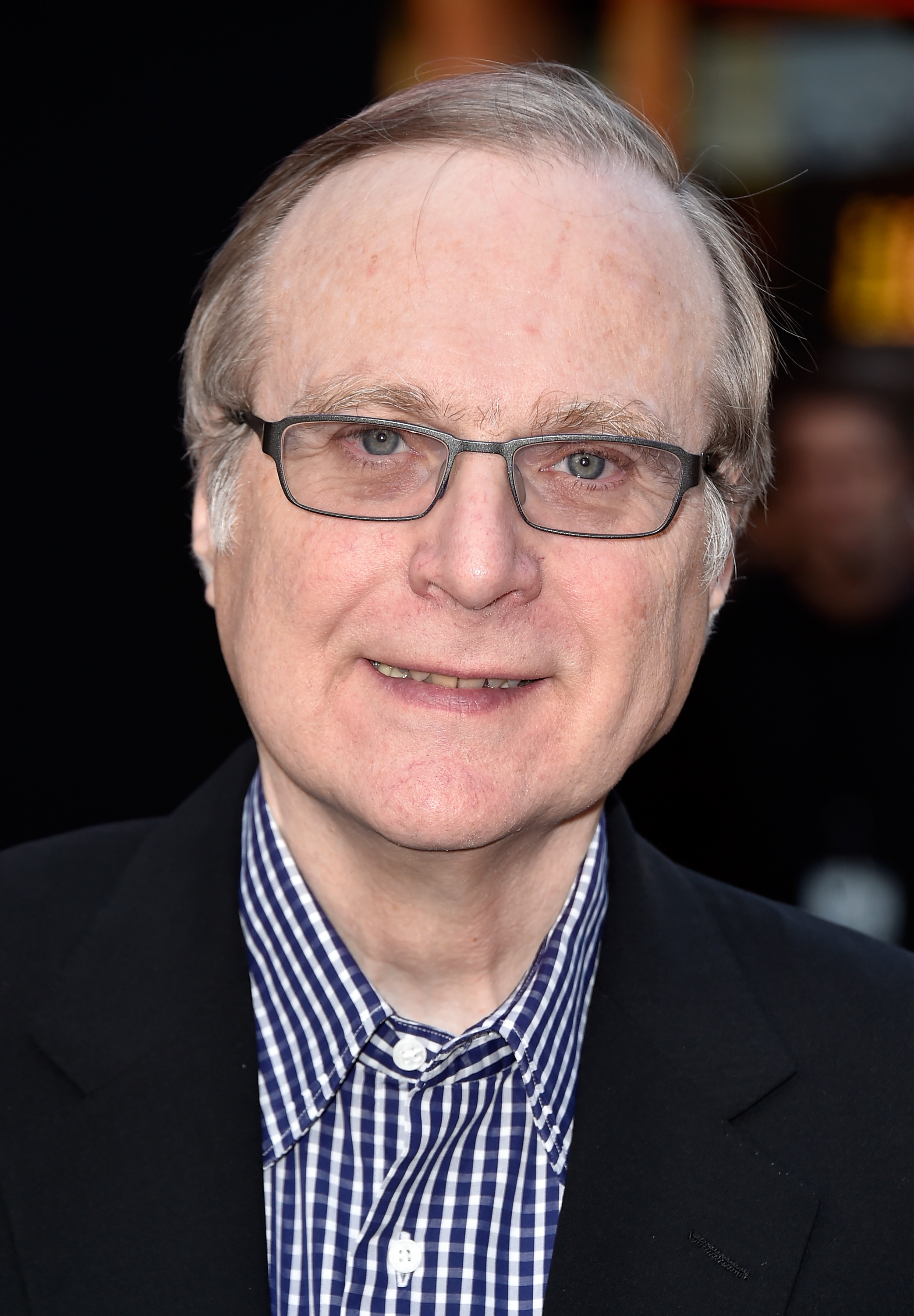 "Co-founder of Microsoft Corporation Paul Allen attend the premiere of Paramount Pictures' ""Interstellar"" at TCL Chinese Theatre IMAX on October 26, 2014 in Hollywood, California. (Photo by Frazer Harrison/Getty Images)"