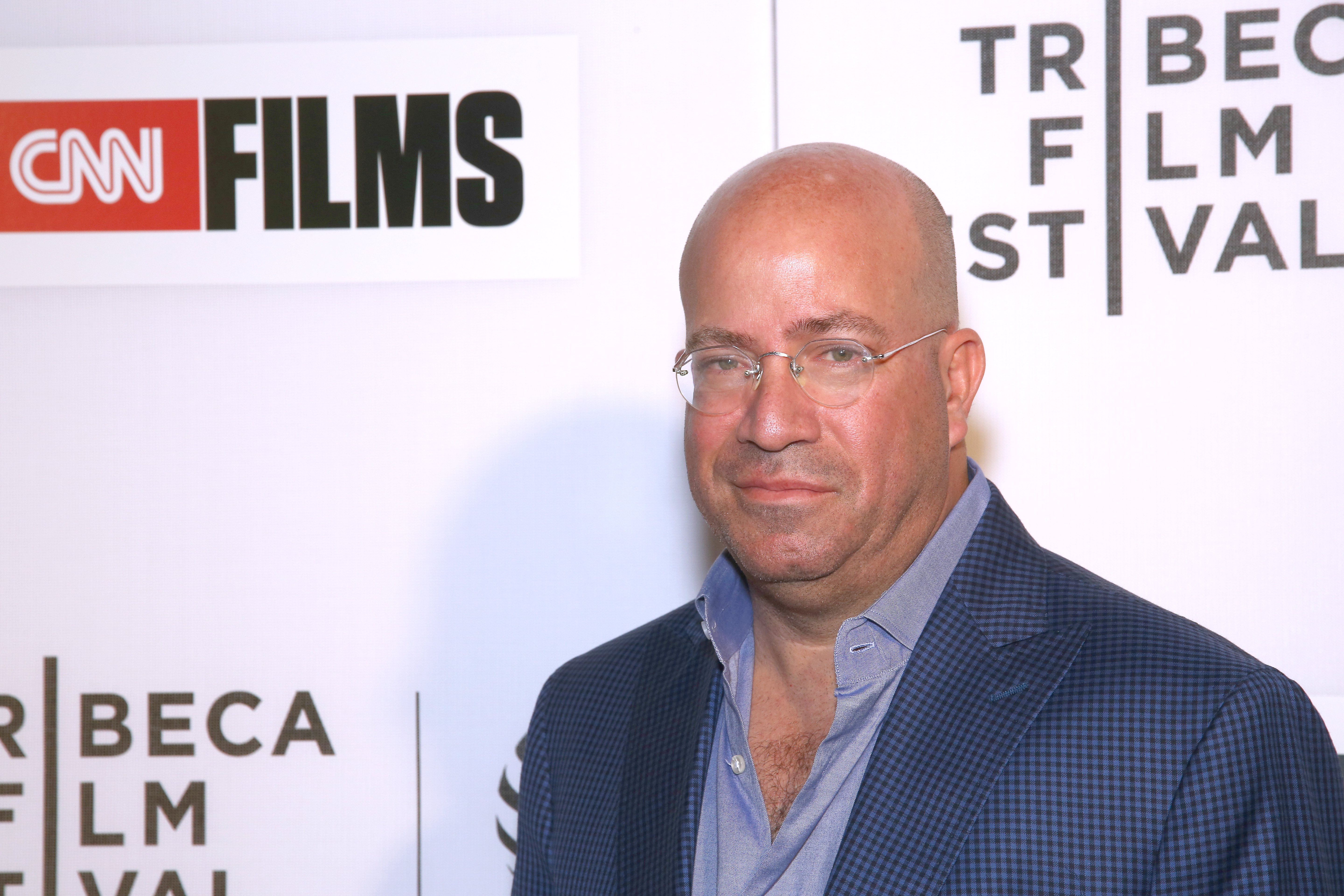 NEW YORK, NY - APRIL 16: President of CNN Worldwide Jeff Zucker at CNN Films - Jeremiah Tower: The Last Magnificent at TFF Panel & Party on April 16, 2016 in New York City. 26123_001_0086.JPG (Photo by Paul Zimmerman/Getty Images for Turner)
