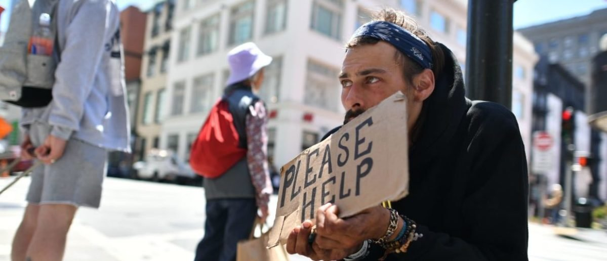 Homelessness Up For Second Year In A Row | The Daily Caller
