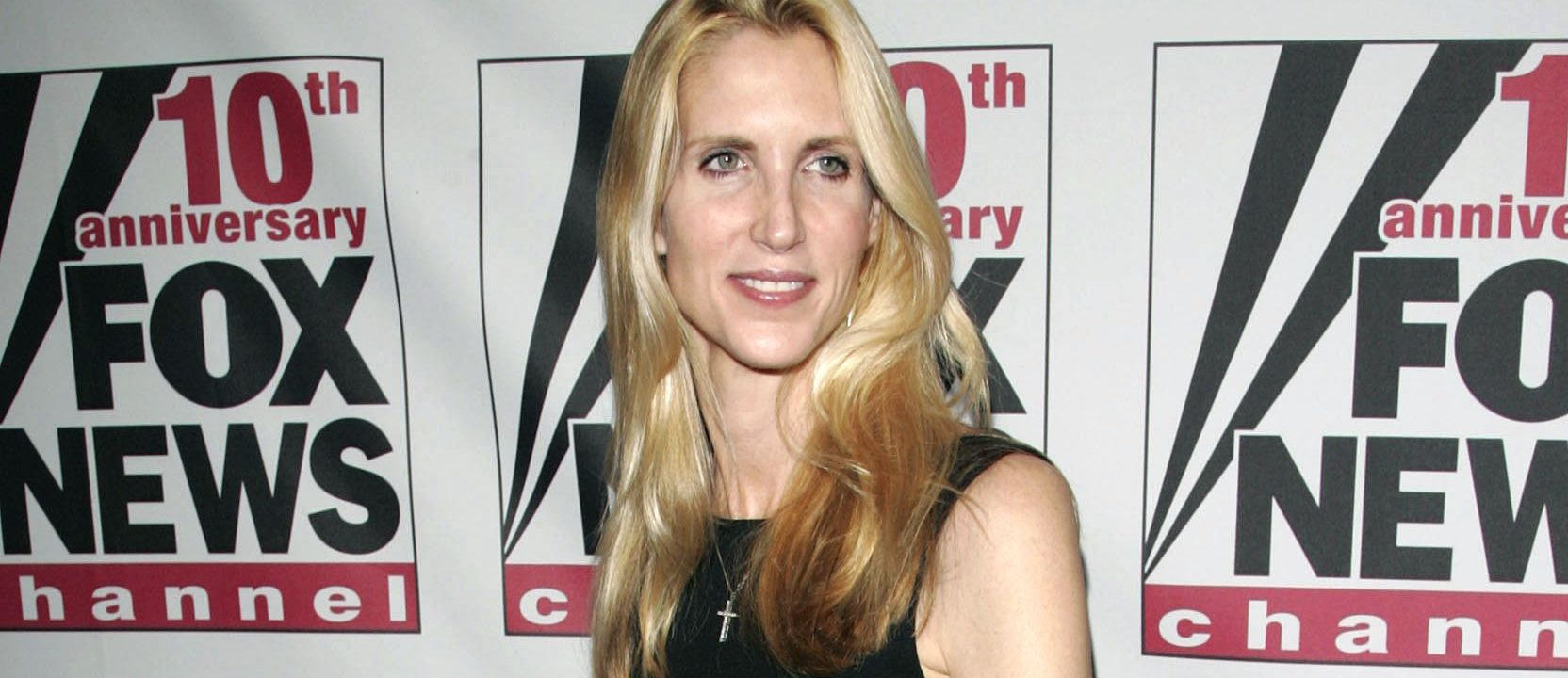 NEW YORK - OCTOBER 04: Author Ann Coulter attends the Fox News Channel 10th Anniversary celebration on October 4, 2006 in New York City. (Photo by Peter Kramer/Getty Images)