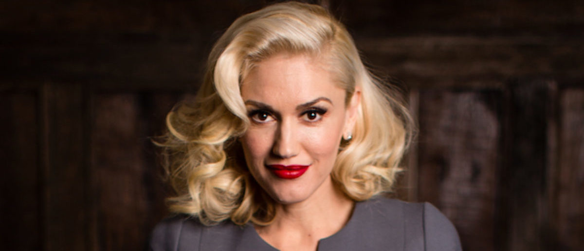 Gwen Stefani and MasterCard announce a Priceless Surprise Performance at the Orpheum in Los Angeles on Saturday, February 7th, 2015. (Photo by Christopher Polk/Getty Images for MasterCard)