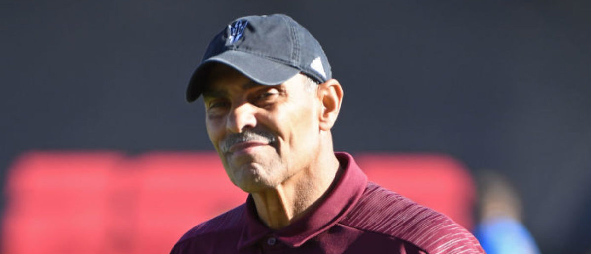 Herm Edwards Thinks Current Athletes Are Weak Because They Play Video Games