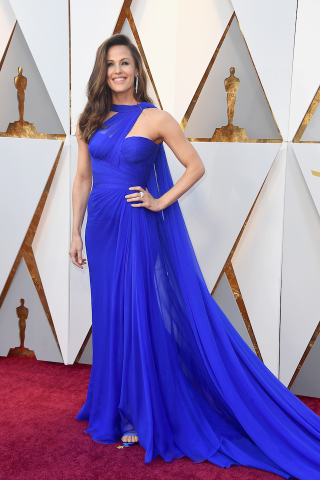 Jennifer Garner attends the 90th Annual Academy Awards at Hollywood & Highland Center on March 4, 2018 in Hollywood, California. (Photo by Frazer Harrison/Getty Images)