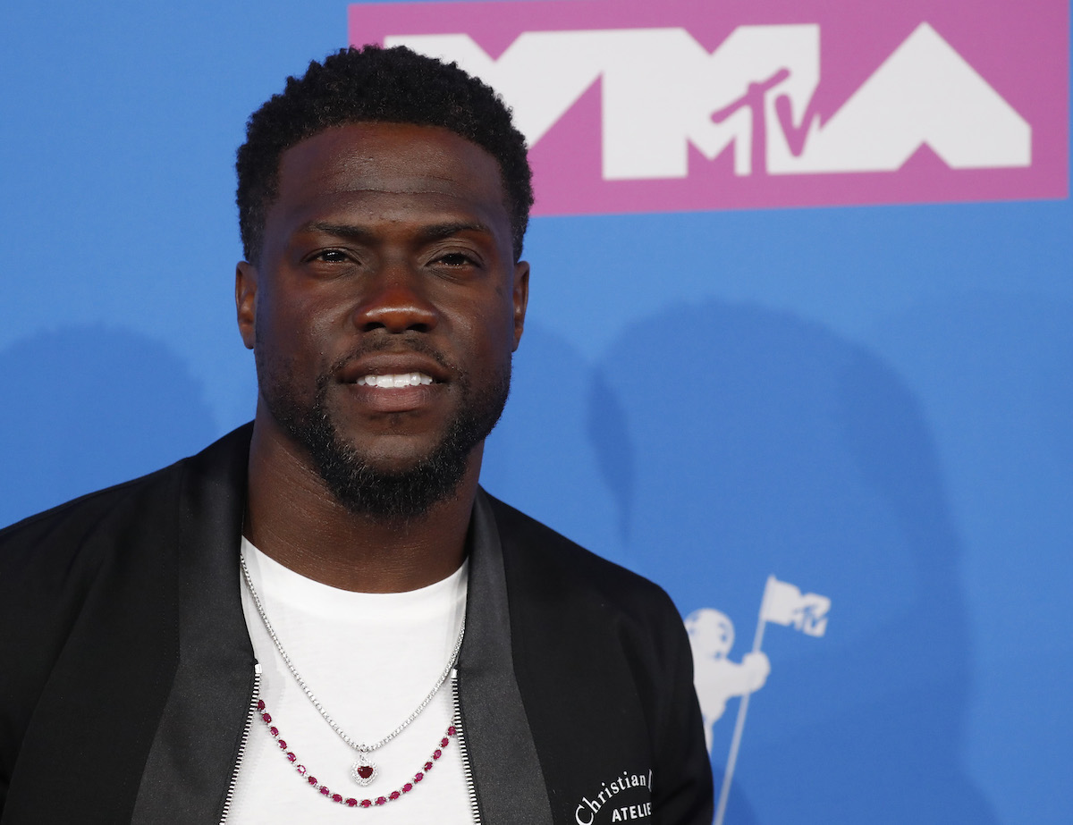 2018 MTV Video Music Awards - Arrivals - Radio City Music Hall, New York, U.S., August 20, 2018. - Kevin Hart. REUTERS/Andrew Kelly