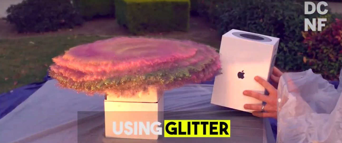 YouTuber and NASA engineer Mark Rober developed the best way to get back at package thieves. (SCreenshot/YouTube/Mark Rober)