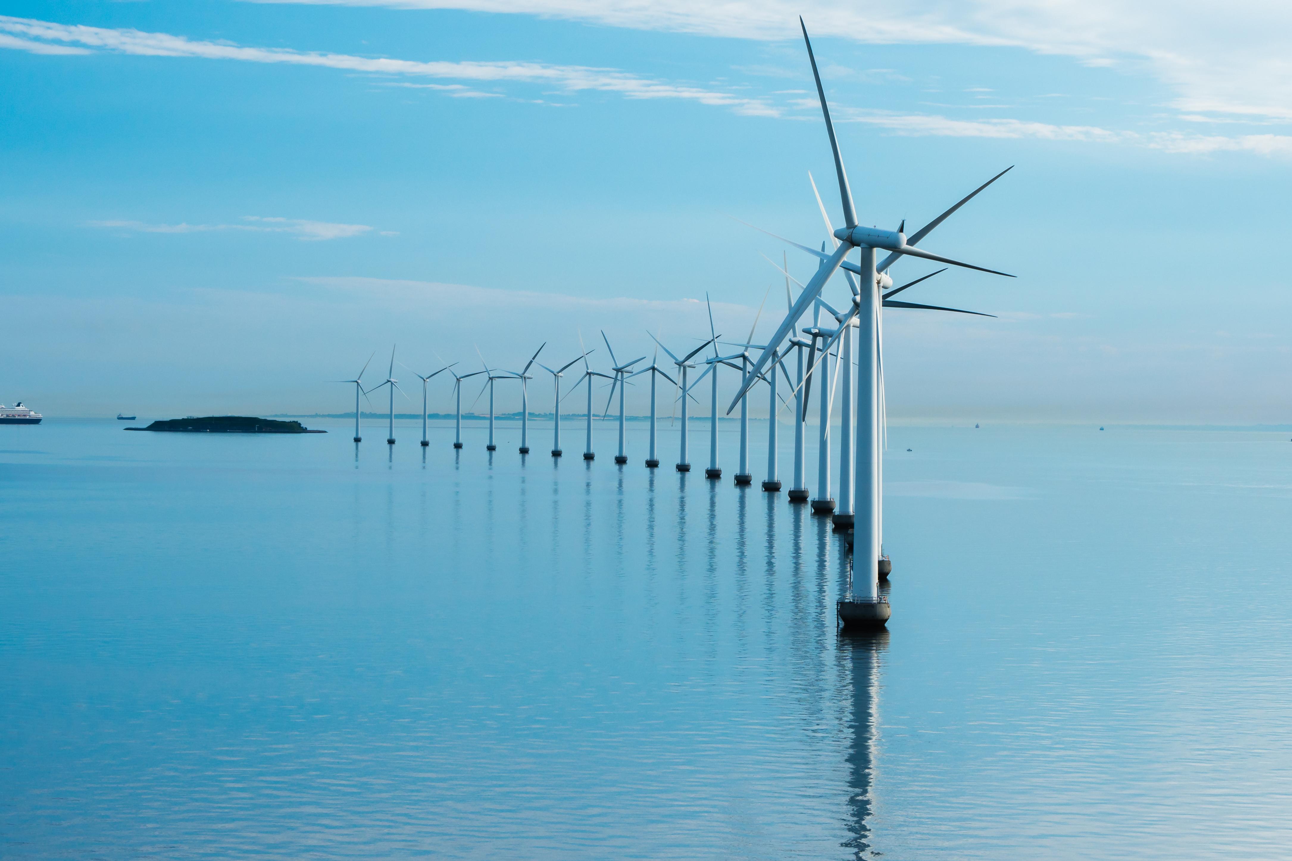 Offshore Wind. Shutterstock