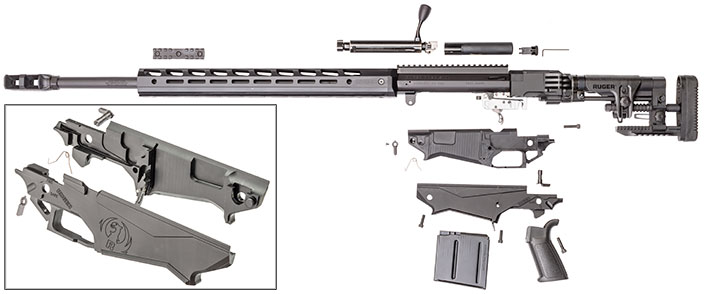 Gun Test: Magnum Length Ruger Precision Rifle In  300 Win